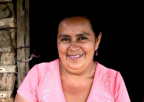 Meet Juana, her life is better, thanks to you.